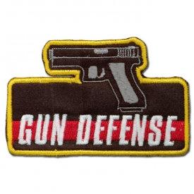 Gun Defense Achievement Patch