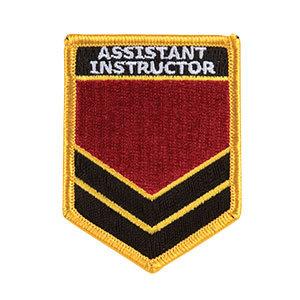 Assistant Instructor Shoulder Patch