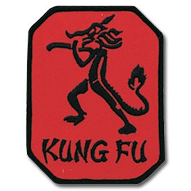 Dragon Boxing Kung Fu Patch
