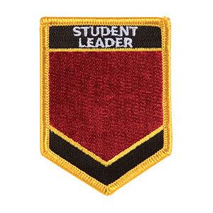 Student Leader Shoulder Patch