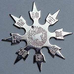 Superior Dragon Star-Chrome