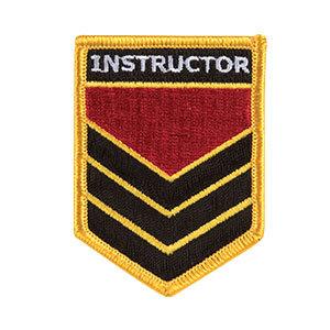 Instructor Shoulder Patch
