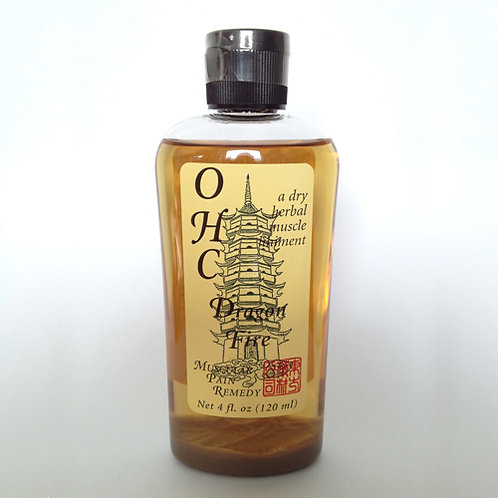 Dragon Fire Liniment