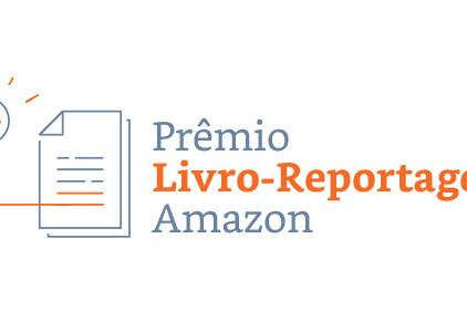 Finalistas do prêmio Livro-Reportagem Amazon