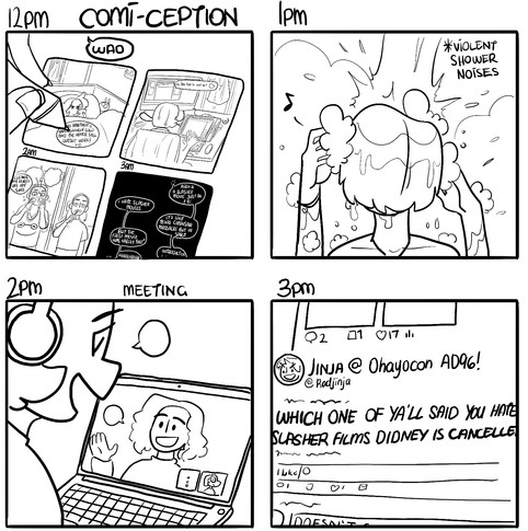 Hourly Comic Day pt3