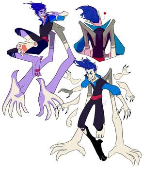 Original Character Development