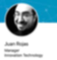 Juan Rojas smiling in his LinkedIn profile photo