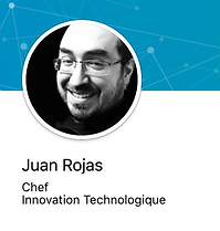 Juan Rojas souriant pour sa photo de profil LinkedIn