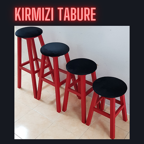 KIRMIZI TABURE