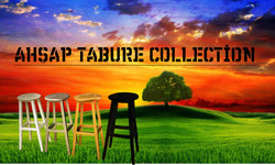 2017 collection ahşap tabure