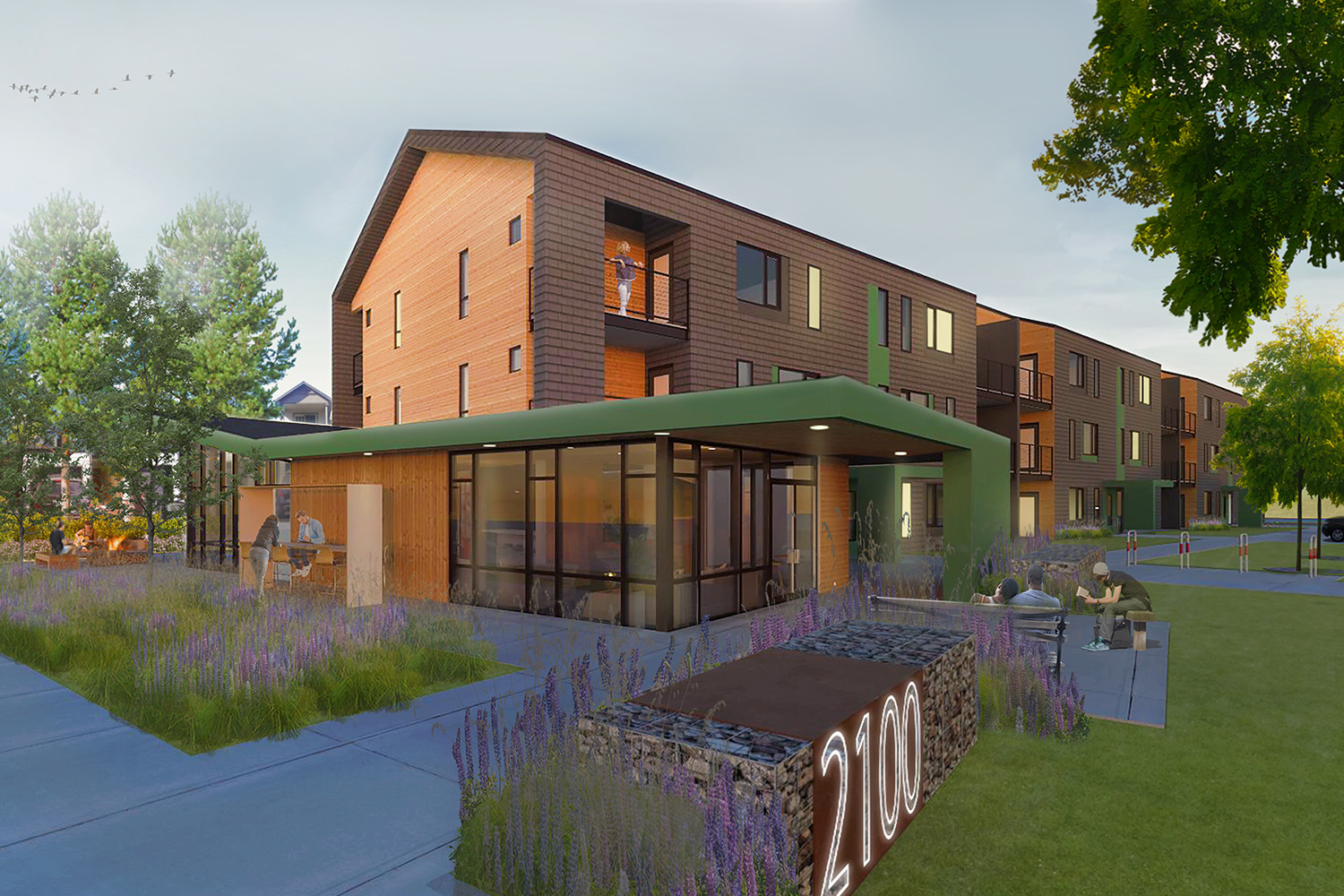 Multifamily Housing Architecture