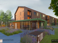 Multifamily Housing Complex