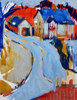 Clare Brice-Betts, Blue Tree