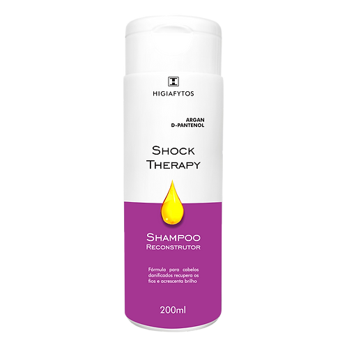 Shock Therapy Shampoo 200ml