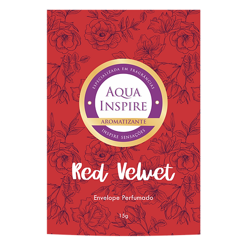Envelope Perfumado - Red Velvet