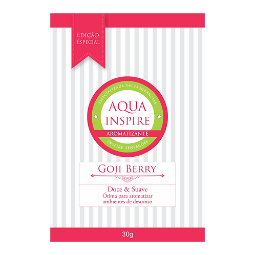 Envelope Perfumado Goji Berry