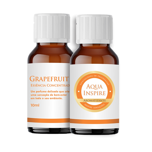 Essência Concentrada Grapefruit 10ml