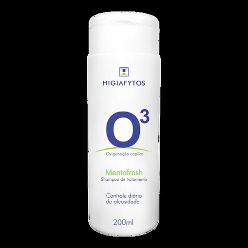 O3 Shampoo Mentafresh 200ml