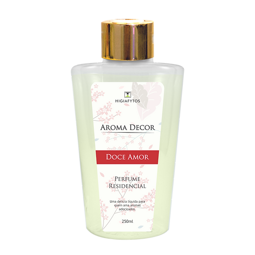 Aroma Decor Doce Amor 250ml