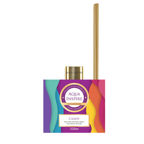 Difusor Candy Eau de Ambient 320ml