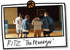 """RITZ """"The Manager"""""""