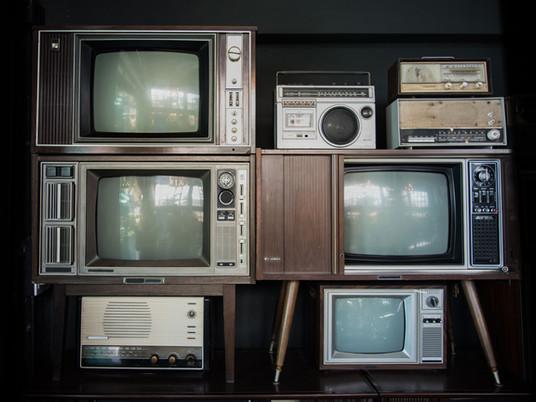 A televisão ainda é um importante veículo de comunicação