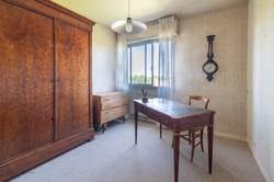 Bureau dans appartement