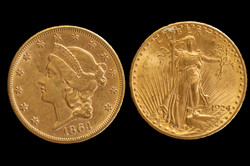 One Dollar Liberty Or
