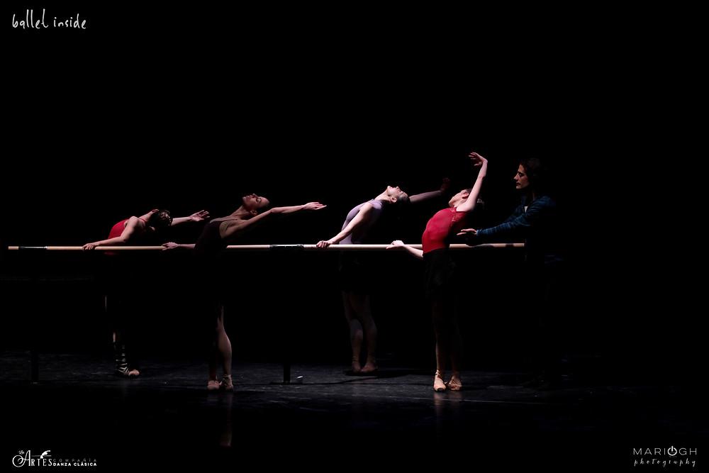 Ballet Inside Compañía Las Artes