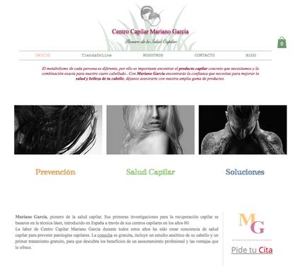 Web MG Centro Capilar