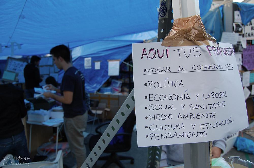 Comisión Propuestas Sol - Photo: MarioGh