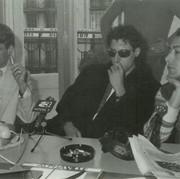 Ramón G. del Pomar, M. A. Arenas y J. A.