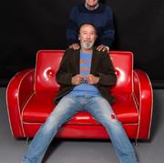 Joge Gonzalez Bellir y Paco Martín Rock-
