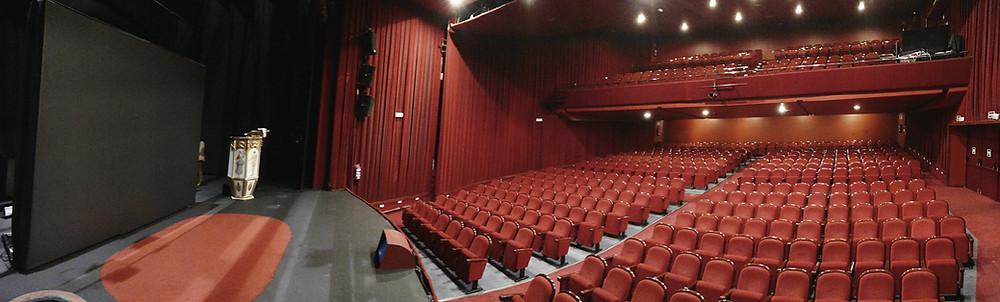Teatro Marquina. Foto: MarioGh - onluxe.tv