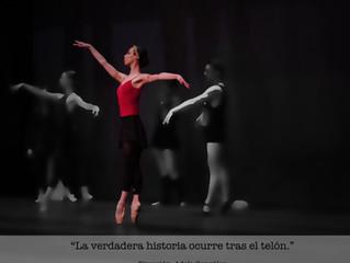 #Ballet Inside, la verdadera historia ocurre tras el telón
