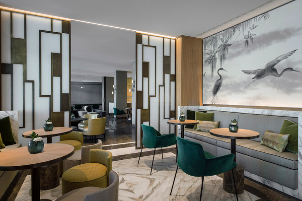 . Hotel Storchen Zurich