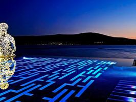 Porto Montenegro night vision