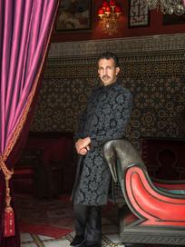 DRISS SEGUENI ENTREPRENEUR Palais Soleilman Marrakech