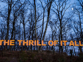 The thrill of it all©PeterLiversidge-Courtesy Sean Kelly Gallery NY