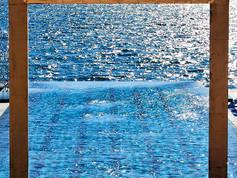 Porto Montenegro Pool