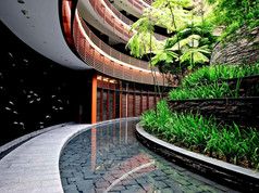 Cappella Singapore, Sir Norman Foster