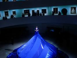 "Marina Abramovic 2seven easy pieces"" Guggenheim Museum NY"