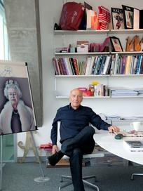 PETR SIMON  CEO Monsoon - Accessorize London Headquarters office