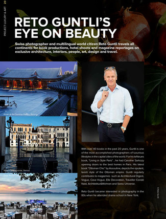 Luxury & Art Magazine