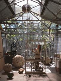 NICOLA CONSTANTINI  ARITST Atelier Buenos Aires