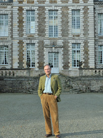 CHRSTOPHER FORBES COLLECTOR Chateau Balleroy Normandy