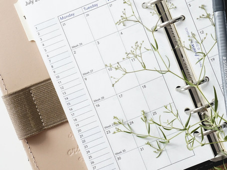 Five Simple and Easy Organisation Tips for Better Mental Health