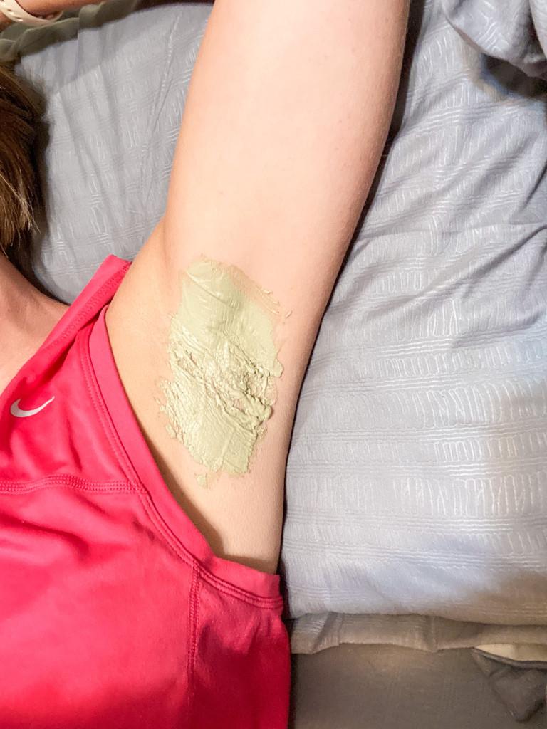 natural deodorant, wellness, detox, motherhood