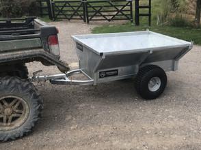Quads and ATV Trailers