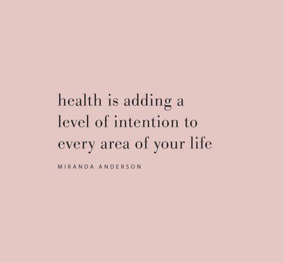 What's Wellness got to do with it?